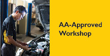 AA Approved Workshops