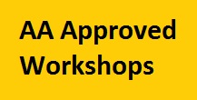 May2018 AA approved workshops