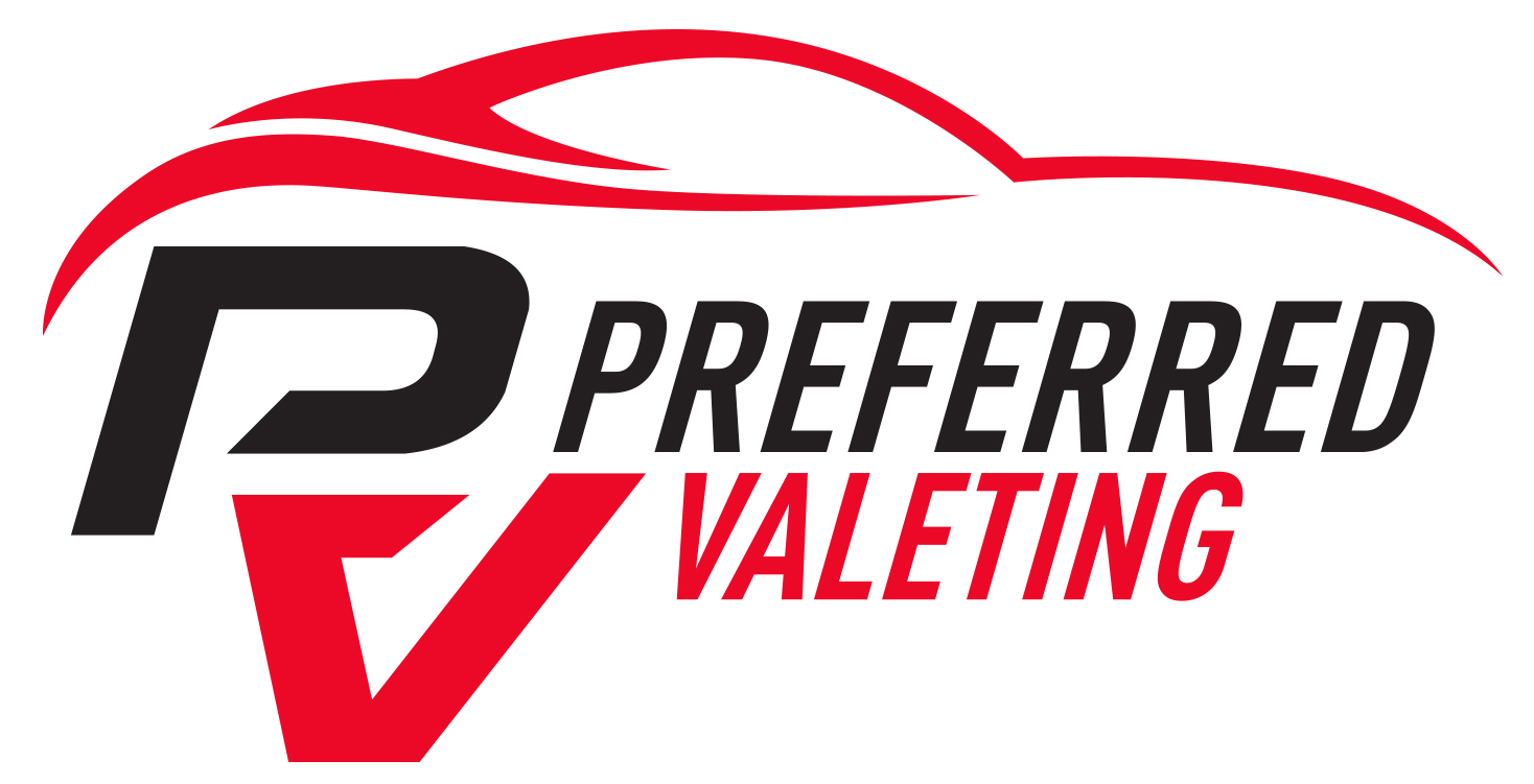 PREFERRED VALETING LOGO