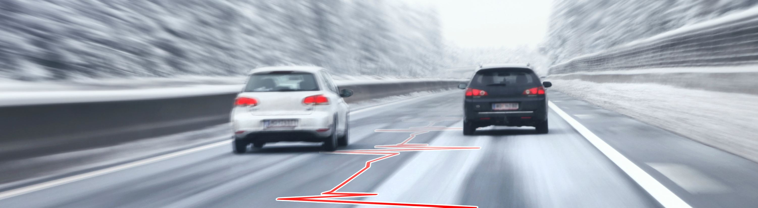 How to overtake the car 90
